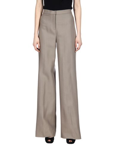 Oscar De La Renta Casual Pants In Khaki