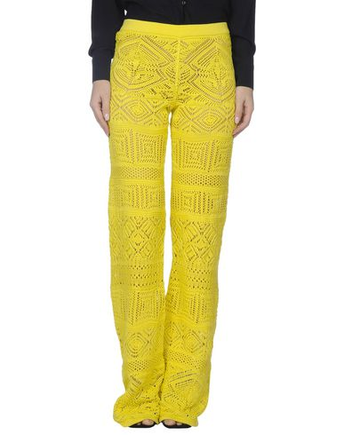 Emilio Pucci Casual Pants In Yellow
