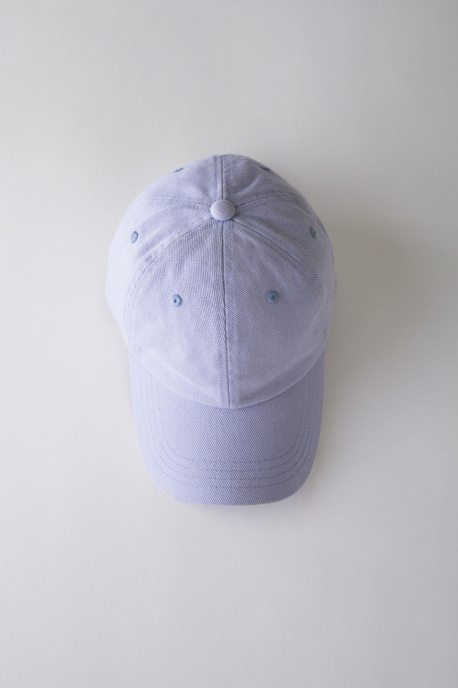 fff88f43194 Acne Studios Purple Carliy Cap