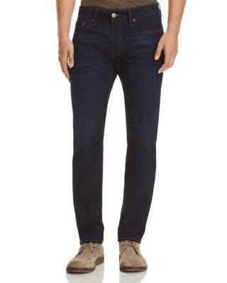 ed087153 Mavi Jake Slim Fit Jeans In Brushed Williamsburg In Rinse Brushed  Williamsburg