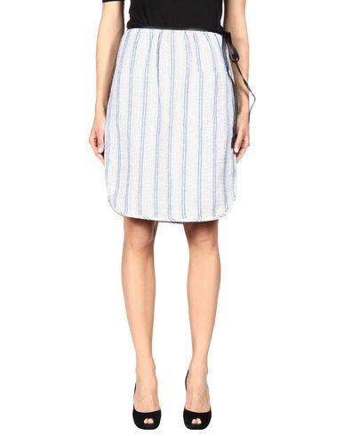 Jw Anderson Knee Length Skirt In Blue