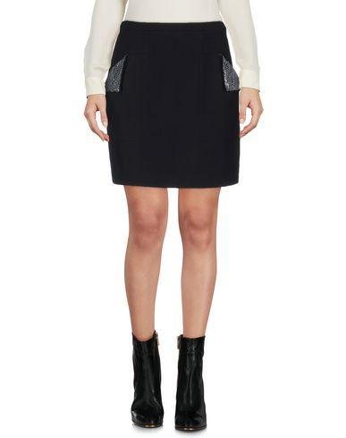 Christopher Kane Mini Skirts In Black