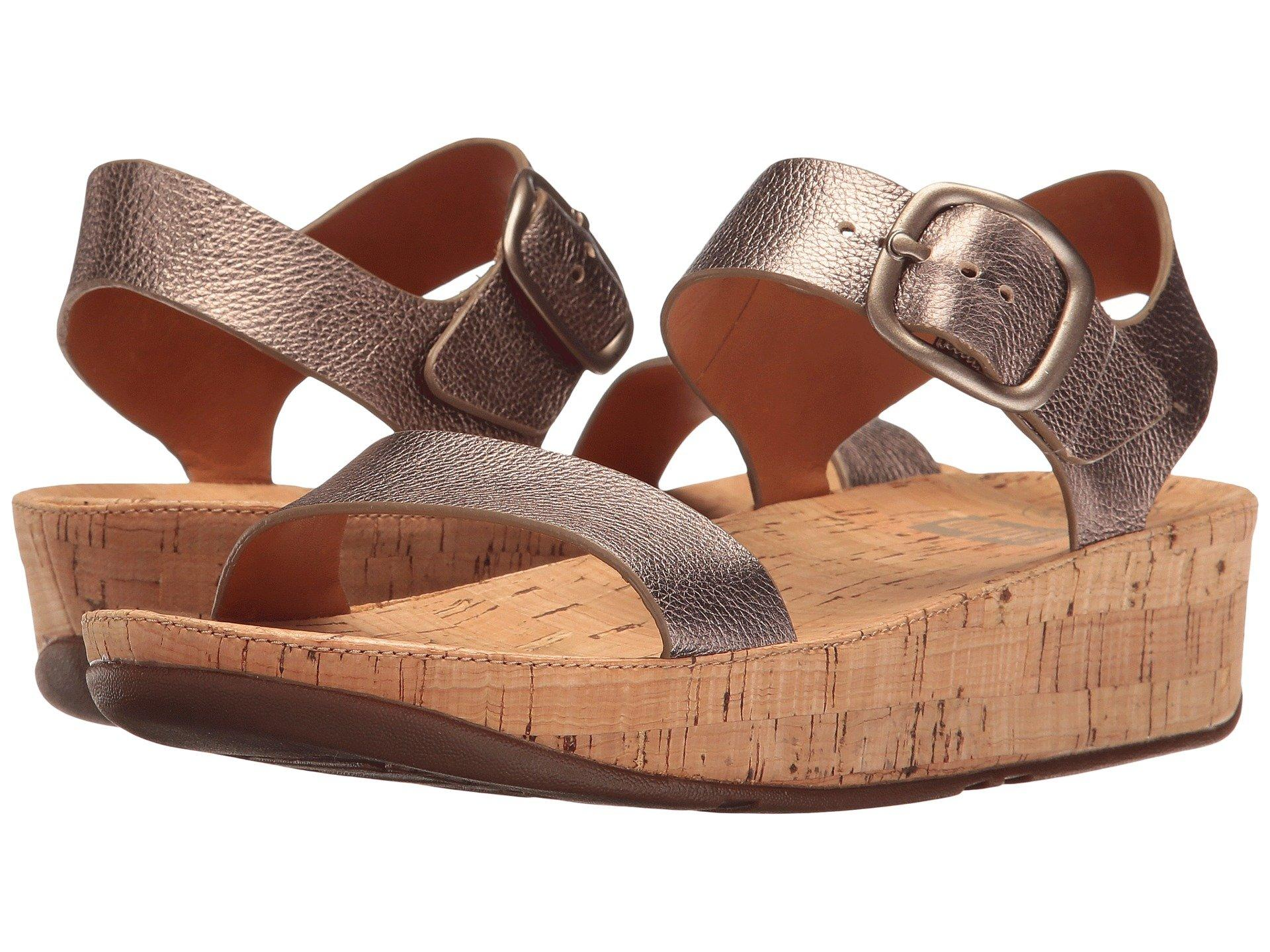 f27d9466928d2b Fitflop Bon Sandal In Bronze