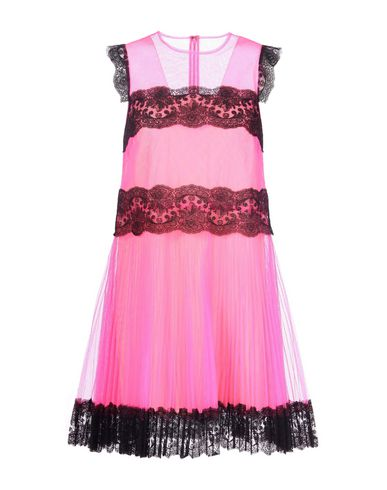 Christopher Kane Short Dress In Pink