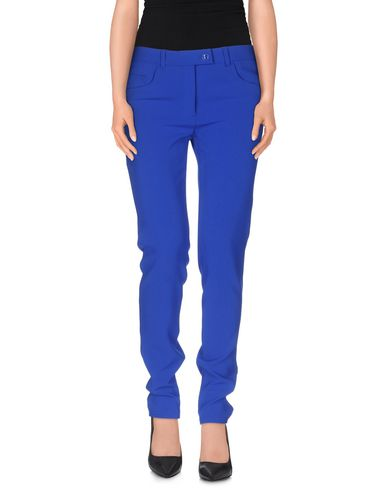 Boutique Moschino Casual Trouser In Blue