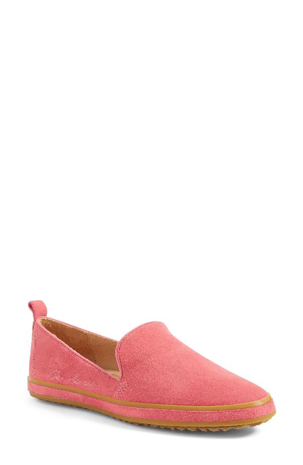 Bill Blass Sutton Slip-on Loafer In Carnation Pink
