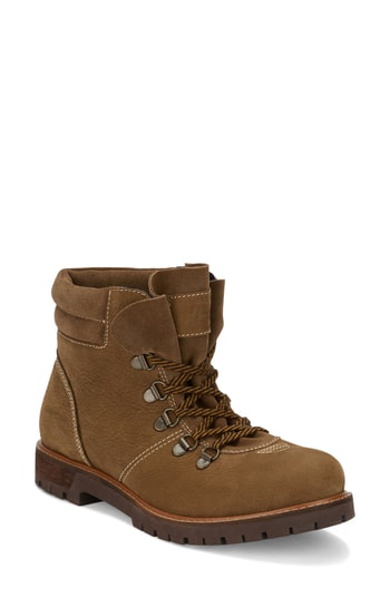 G.h. Bass & Co. Nadine Boot In Olive/ Tobacco Nubuck