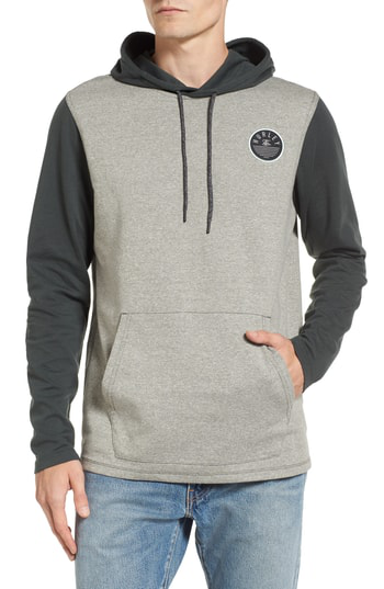 Hurley 999 Hoodie In Outdoor Green
