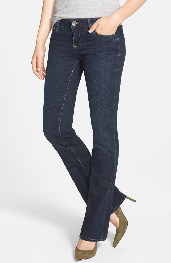 Kut From The Kloth 'natalie' Stretch Bootcut Jeans (beneficial)