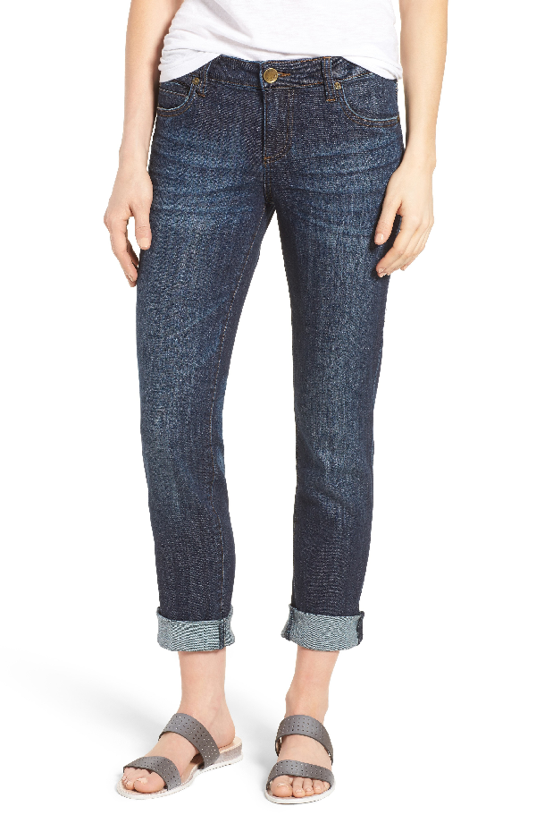 Kut From The Kloth Catherine Boyfriend Jeans In Enticement