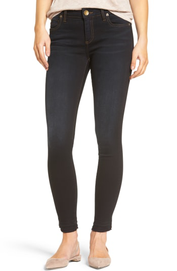 Kut From The Kloth Connie Release Hem Skinny Jeans In Provocative