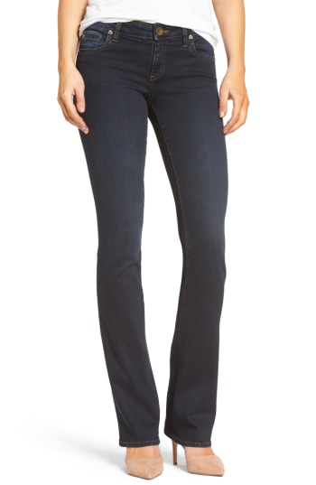 Kut From The Kloth Natalie Stretch Bootleg Jeans In Immeasurable