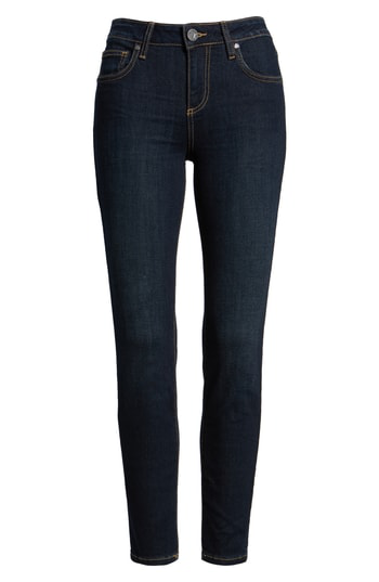 Kut From The Kloth Diana Kurvy Stretch Ankle Jeans In Limitless