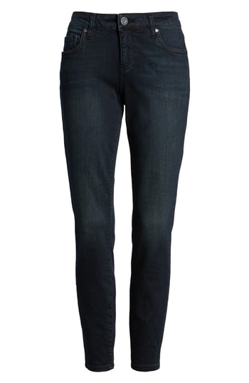 Kut From The Kloth Donna Ankle Skinny Jeans In Priority