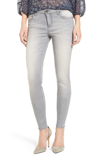 Kut From The Kloth Mia Skinny Jeans In Prevailed