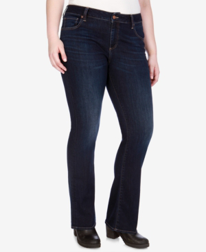 Lucky Brand Plus Size & Petite Plus Ginger Bootcut Jeans In Twilight Blue