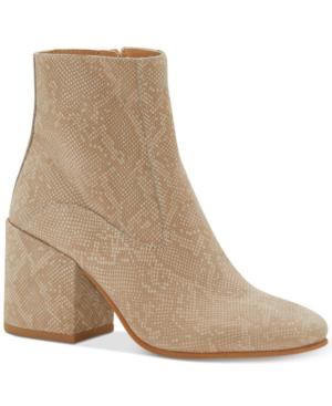 Lucky Brand Rainns Boots Women's Shoes In Grey