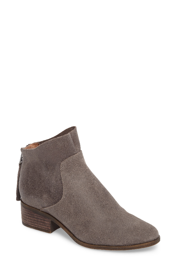 Lucky Brand Lahela Bootie In Storm Leather