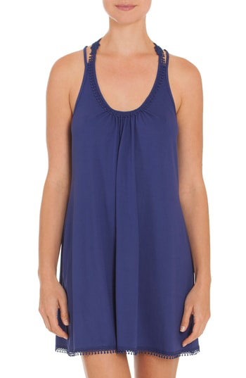 In Bloom By Jonquil Chemise In Royal Blue
