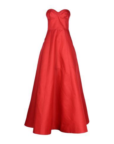 Michael Kors Long Dress In Red