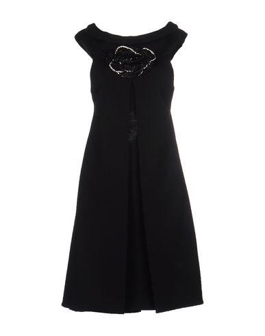 Giorgio Armani Knee-length Dress In Black