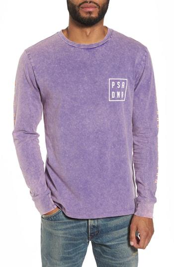 Nxp Raiden T-shirt In Acid Purple