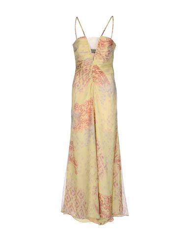 Giorgio Armani Formal Dress In Light Yellow