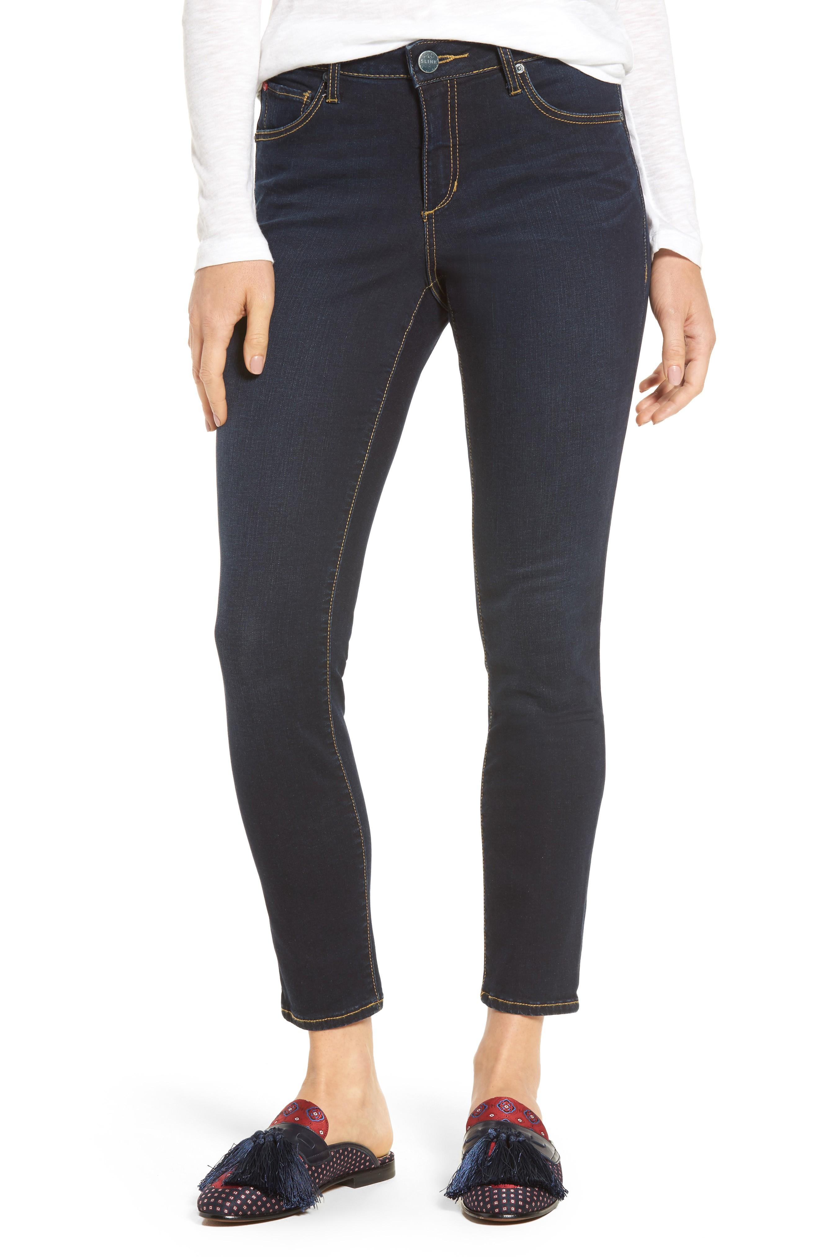 Slink Jeans Ankle Skinny Jeans In Summer