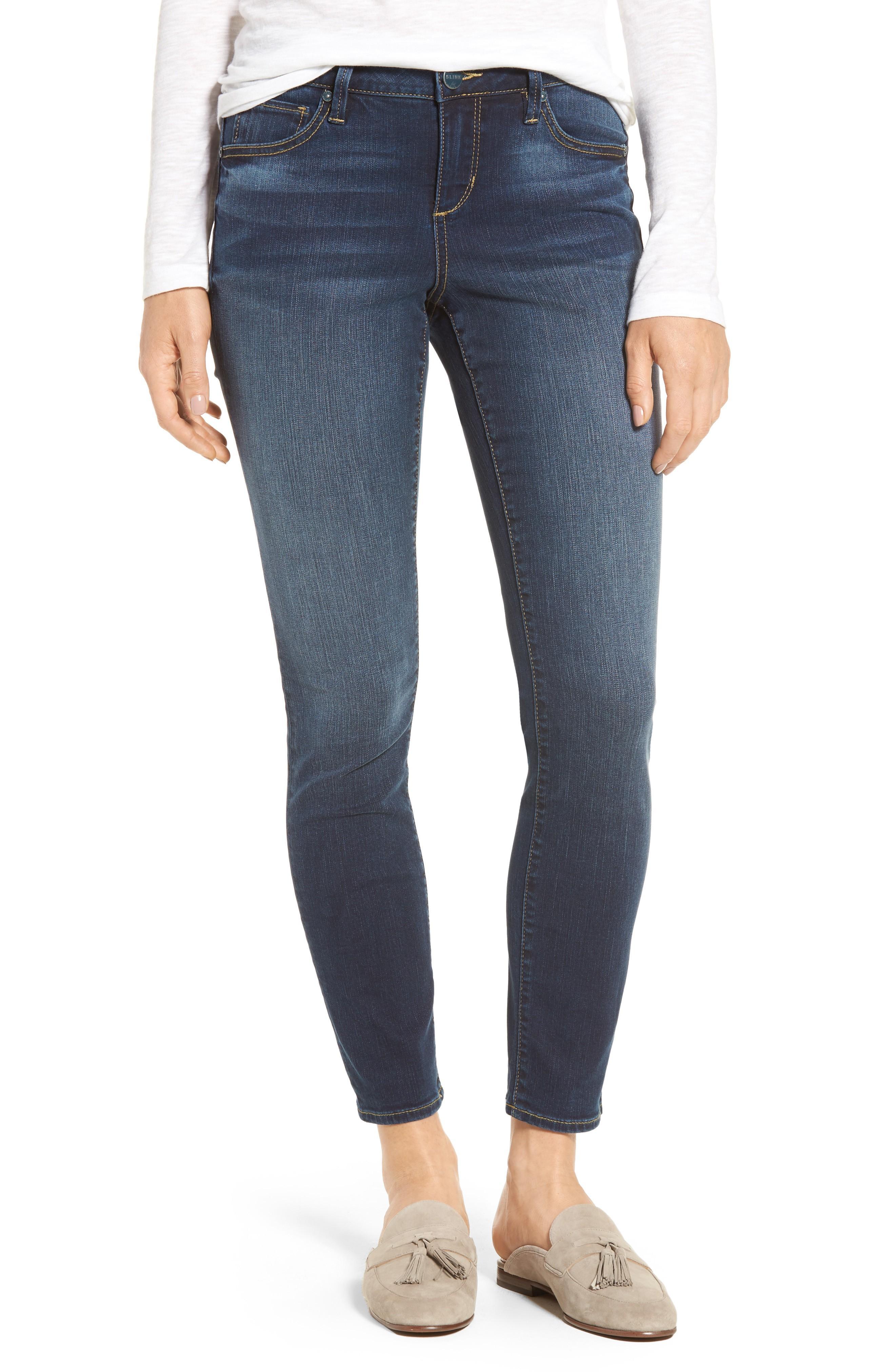 Slink Jeans Slim Jeans In Danielle