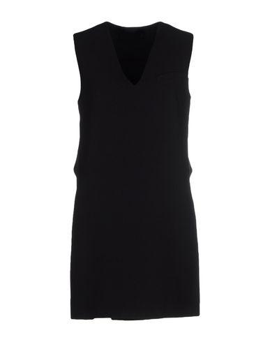 Alexander Wang Short Dresses In Black