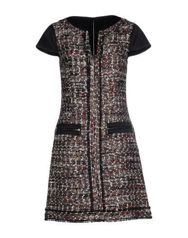 Karl Lagerfeld Short Dresses In Black