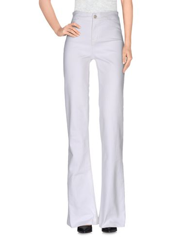 J Brand Casual Trouser In White