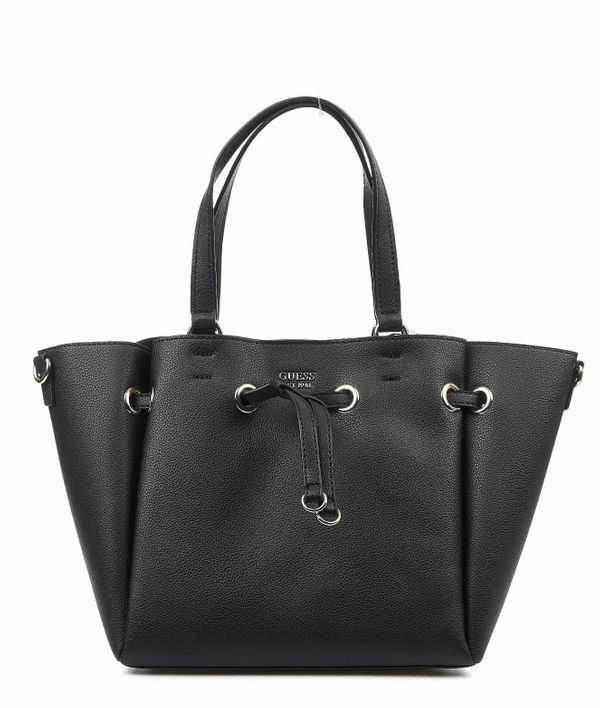 Guess Kamryn Extra-large Tote In Black