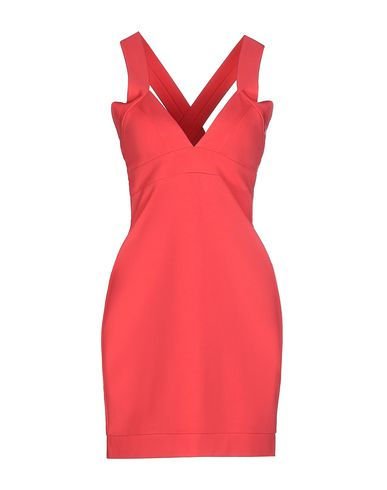 Dsquared2 Short Dress In Coral