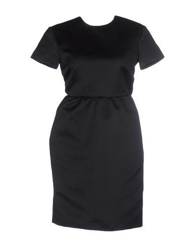 Rochas Short Dress In Black