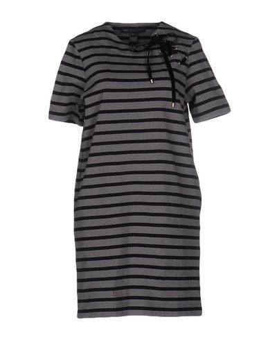 Marc By Marc Jacobs Short Dress In Grey