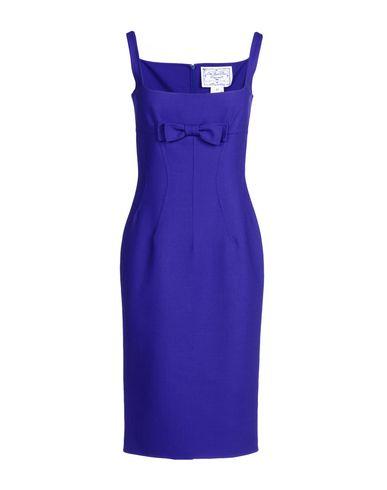 Dsquared2 Knee-length Dress In Dark Purple