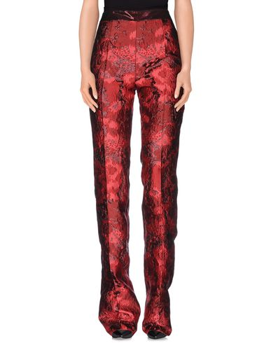 Dsquared2 Casual Pants In Maroon