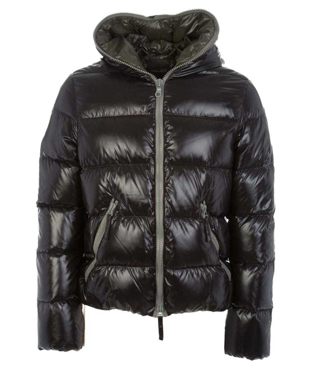 Duvetica Men's  Black Polyamide Down Jacket