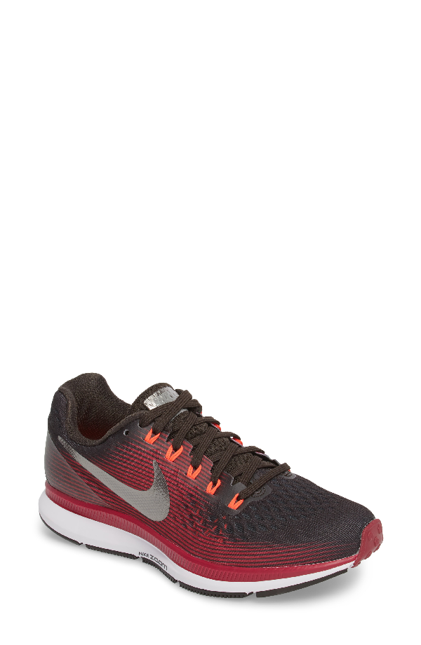 e1aacb32a4f81 Nike Air Zoom Pegasus 34 Gem Running Shoe In Shadow Brown  Pewter ...