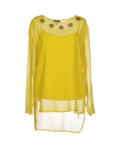 Dkny Blouse In Yellow