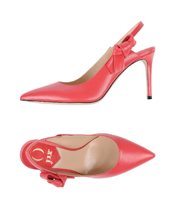 O Jour Pump In Coral