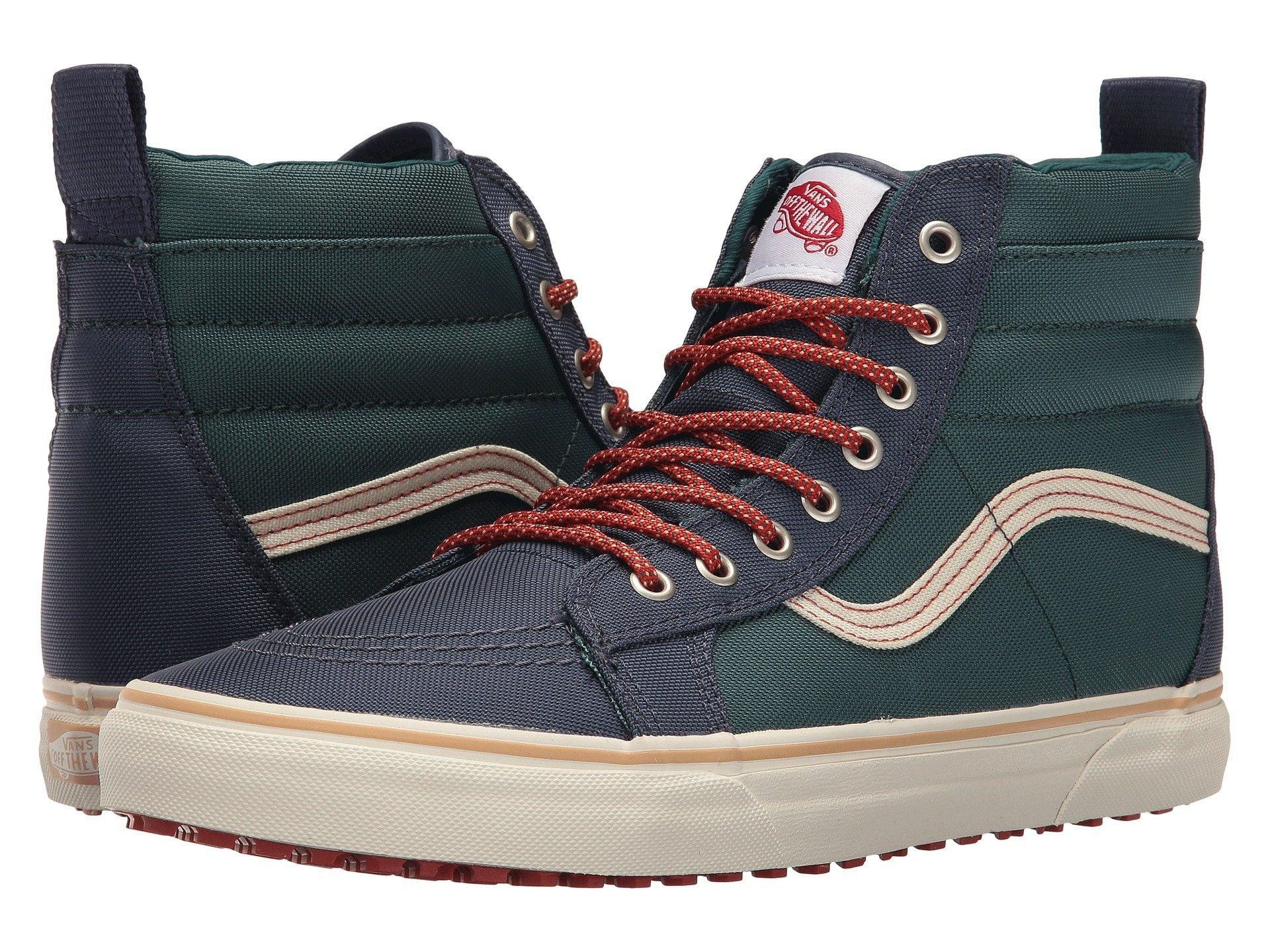 6bad2dd748 Vans Sk8-Hi Mte Dx In (Mte) Ballistic Navy
