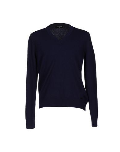 Dsquared2 Sweaters In Dark Blue