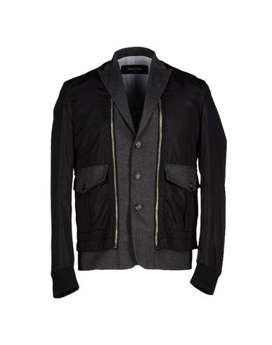 Dsquared2 Jackets In Black