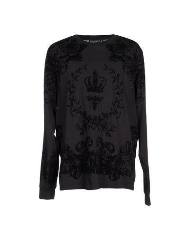 Dolce & Gabbana T-shirt In Steel Grey
