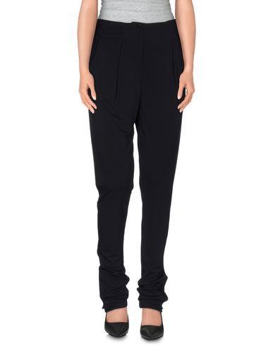 Emporio Armani Casual Pants In Black
