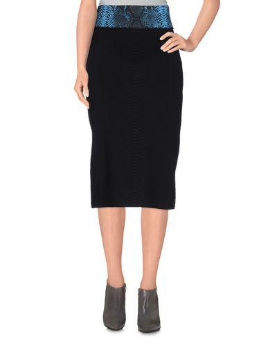 Christopher Kane Knee Length Skirt In Black