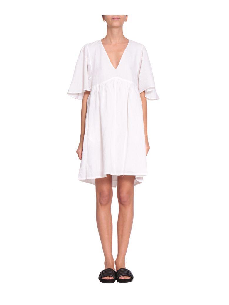 91130f63f5e Etoile Isabel Marant Isabel Marant Talita Dress In Bianco