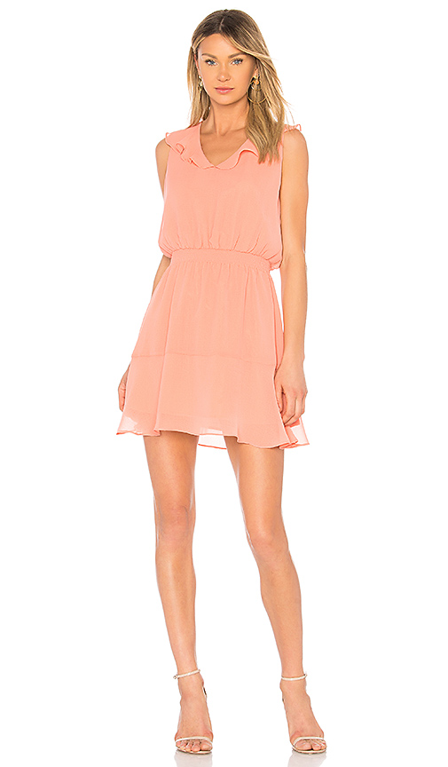 1f65a74254 Cupcakes And Cashmere Iniko Dress In Spring Coral